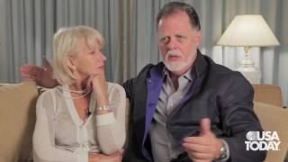 Five Questions for Helen Mirren and Tayor Hackford