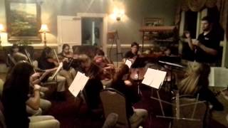 DYS Chamber Ensemble - Dance of the Harlequins