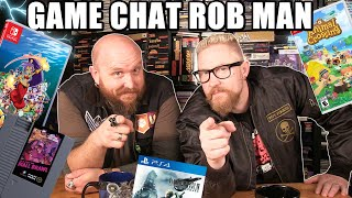 ROB MAN GAME CHAT - Happy Console Gamer