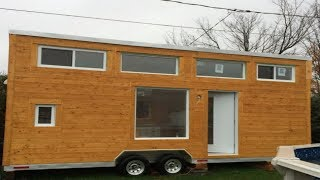 Cozy Canadian Tiny House Up For Sale In Quebec