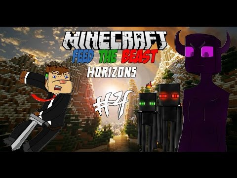 Η Μάχη (Feed The Beast: Horizons) #4