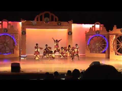 """Geet Khushi Ke Gaave""  by Divya&39;s Little Masters choreographed by Divya S Philip"