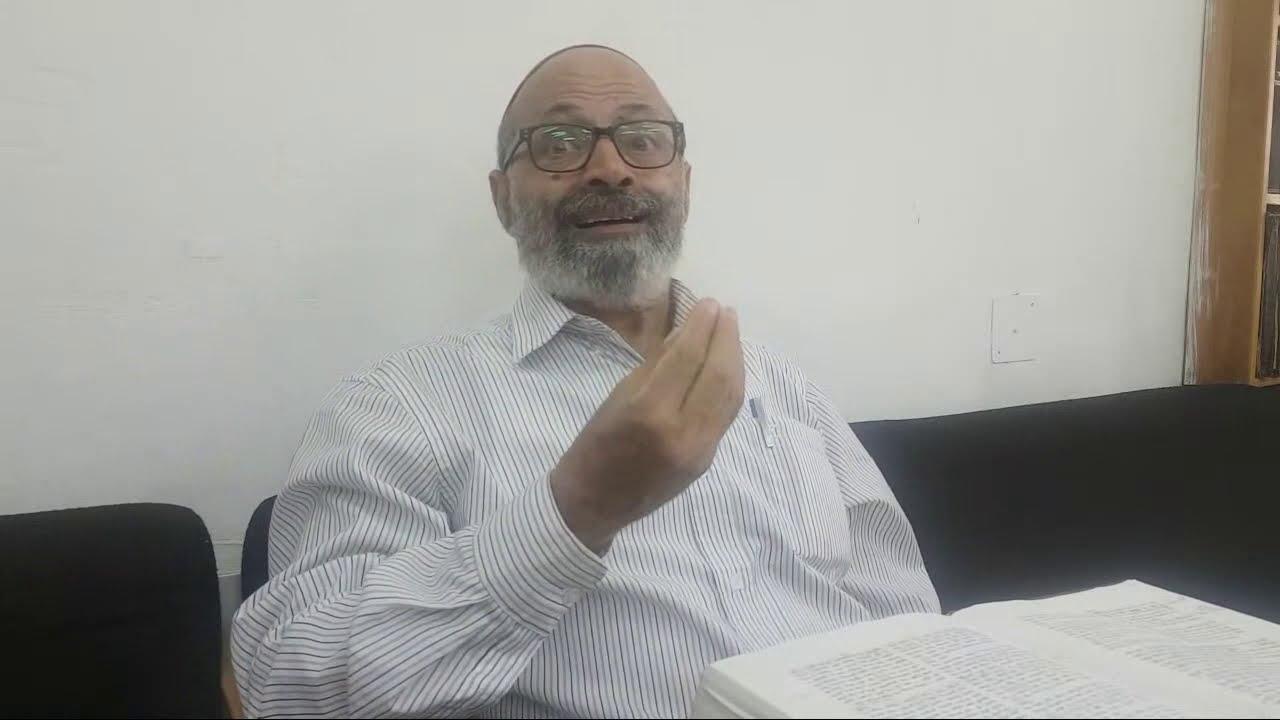 הרב אורי מלמד הלכות תשובה לרמב''ם עפ''י מהרי''ק 36