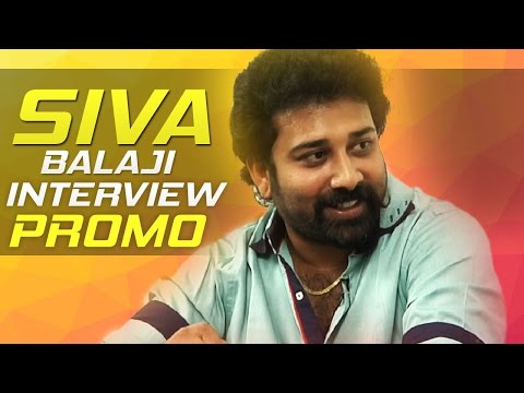 Thumbnail: Actor Siva Balaji Special Interview Promo | Full Interview On 22nd March | TFPC