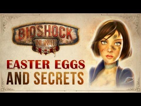 BioShock Infinite Easter Eggs And Secrets