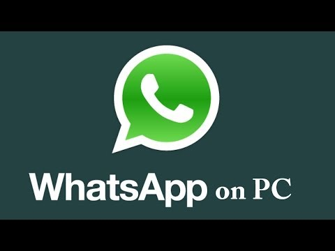 How To Install WhatsApp On PC - Windows XP/Vista/7/8