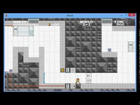 Обзор на игру Марио портал