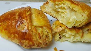 Плацинды как АЧМА,🤩 цыганка готовит. Плацинды с творогом. Gipsy cuisine.👍😍
