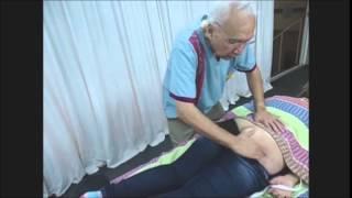 Repeat youtube video Paciente con síndrome del piramidal,curado. en muy pocas sesiones.