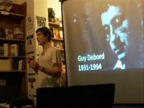 Guy Debord - The Society of the Spectacle Part 1