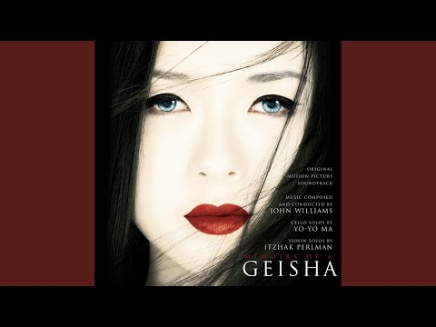 Becoming a Geisha