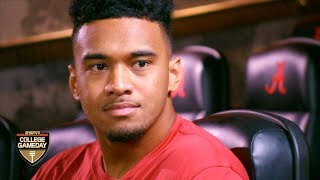 Tua Tagovailoa's Clemson demons are gone with sights set on a second title | College GameDay