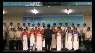 bbsi seminary day 2011 ab4 choir great is the lord almighty