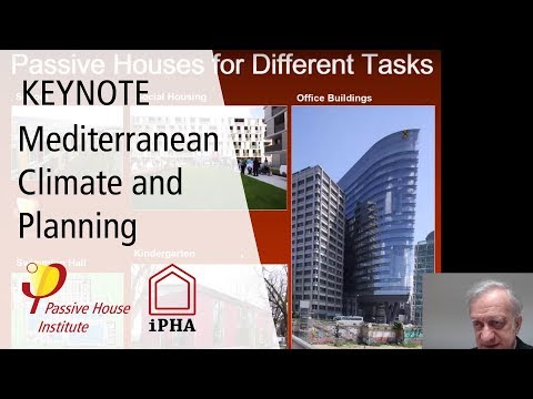 Design Strategies for Passive Buildings in the Mediterranean