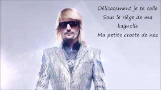 Repeat youtube video Sébastien Patoche - La crotte de nez Paroles