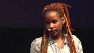 O mito de ser feliz fazendo o que ama | Monique Evelle | TEDxSaoPauloSalon