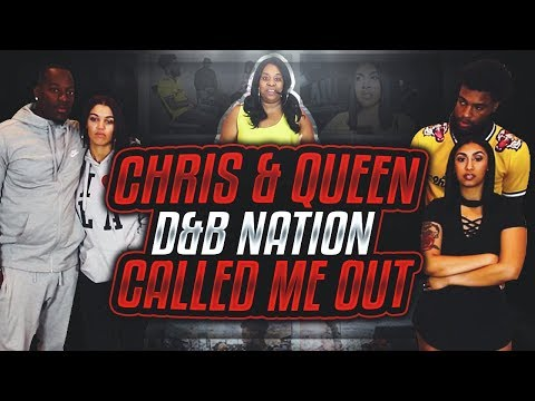 "D&B Nation, Chris&Queen and their ""SQUAD"" Called ME Out"