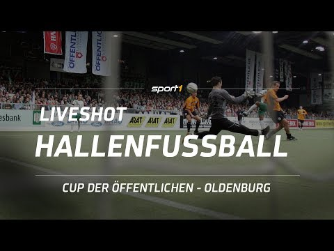 ReLIVE | Hallenfußball | Cup der Öffentlichen Oldenburg | 05.01.2018 | SPORT1