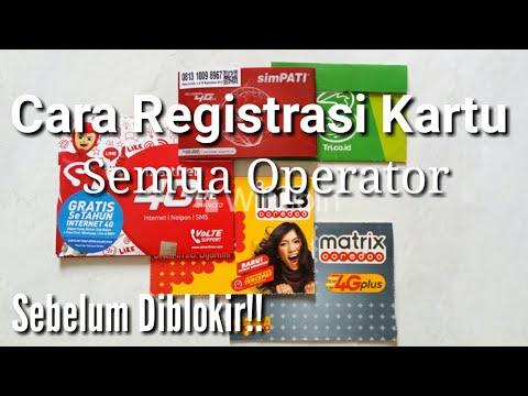 cara-registrasi-ulang-kartu-telkomsel,-xl,-indosat,-tri---all-operator