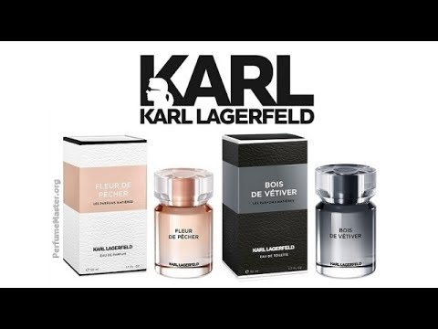 Karl Lagerfeld Les Parfums Matieres Fragrance Collection