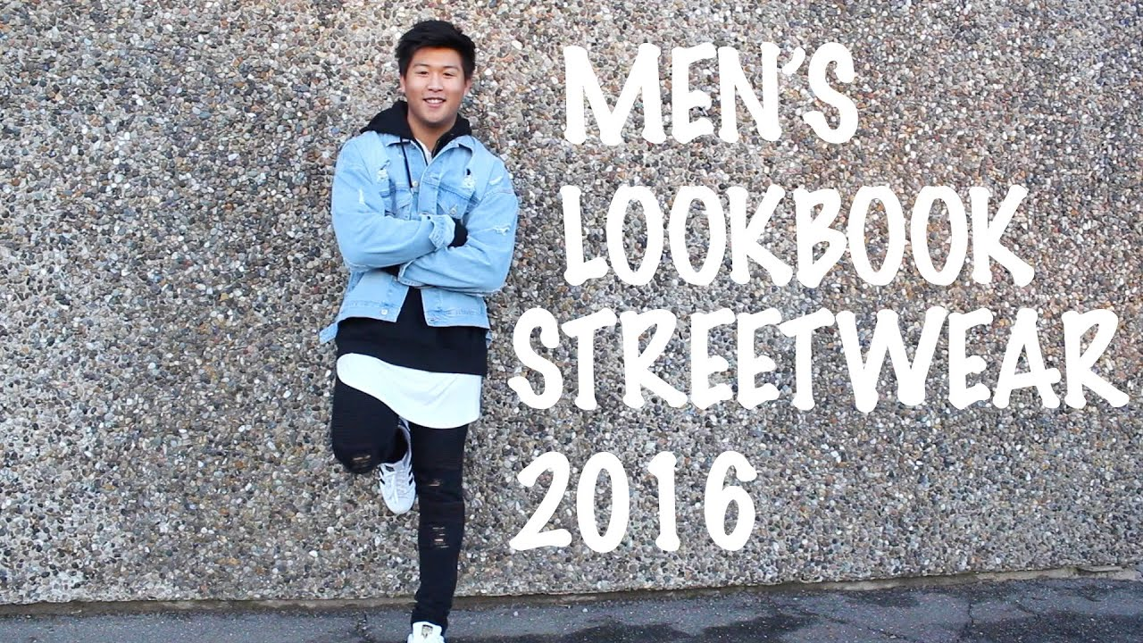 Men 39 S Lookbook Streetwear 2016 Jasonclo Youtube