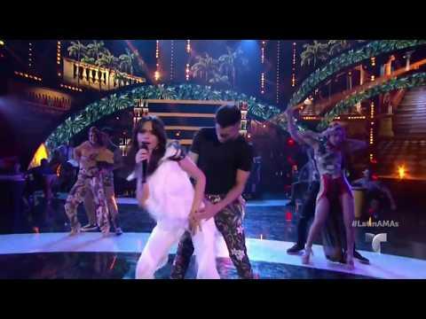 Camila Cabello- Havana Spanglish Version (Latin America Music Awards 2017)
