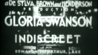 Indiscreet (1931) [Comedy]
