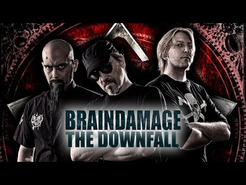 "BRAINDAMAGE ""The Downfall"" (FULL ALBUM)"
