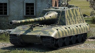 World of Tanks Jagdpanzer E100 - 12 Kills 10,2K Damage
