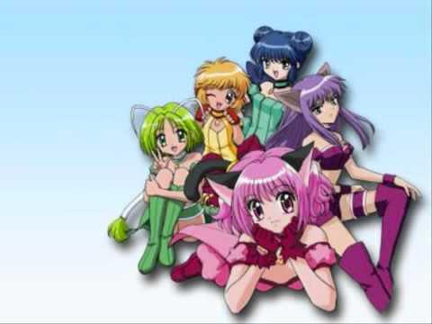 Tokyo Mew Mew Full Opening Theme - Rika Komatsu- My Sweetheart