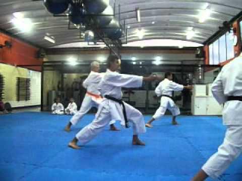 Fotos de treinos de karate 95