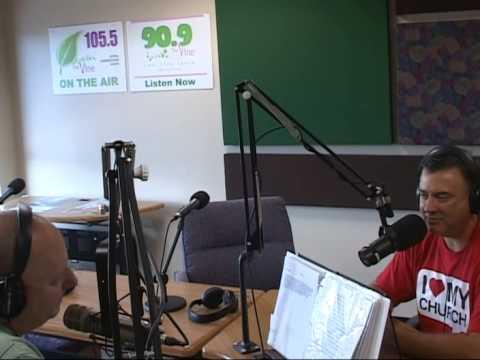 Tim Reynolds of Mt Vernon Christian School on The Vine Radio