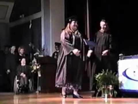 Robert Maxwell's Graduation from North Metro Technical College 2002
