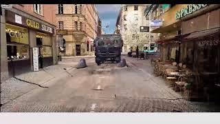 Lastbil drottninggatan film