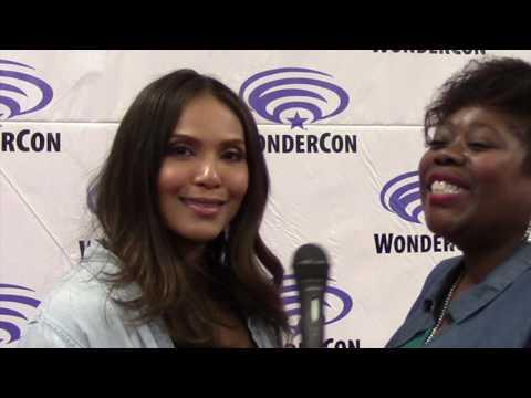 LesleyAnn Brandt Maze talks Lucifer at Wondercon 2017