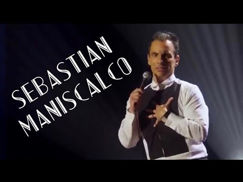 "Sebastian Maniscalco : ""Ever been to Whole Foods"" Stand Up"