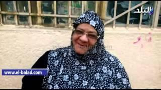 بالفيديو والصور.. إقبال من كبار السن على مدارس روض الفرج