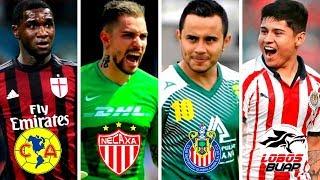 MAS RUMORES de FICHAJES en la LIGA MX rumbo al torneo APERTURA  2019