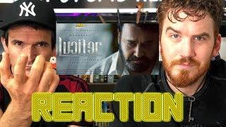 Lucifer Official Trailer REACTION | Mohanlal