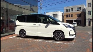 2019 MC NISSAN SERENA e-POWER HighwaySTAR 2WD - Exterior & Interior