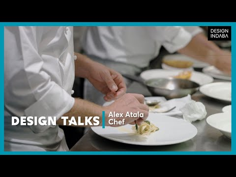 Alex Atala on creativity and innovation in cuisine