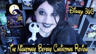 THE NIGHTMARE BEFORE CHRISTMAS || A Disney 365 Review