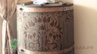 Кедровая бочка процедура(Производство мини-парных