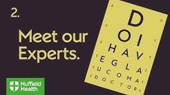 Common Eye Diseases | Nuffield Health