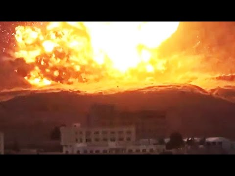 """Trump Creating Middle-East """"Terrorism Factory"""""""