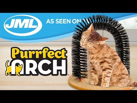 Purrfect Arch from JML
