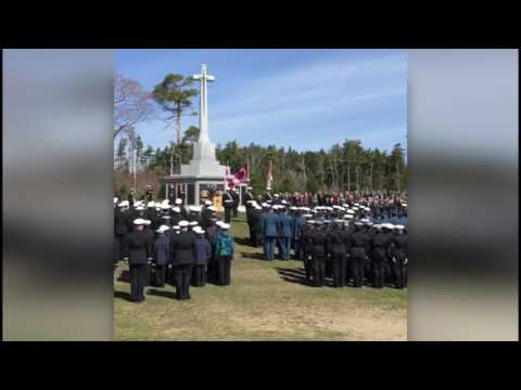 Battle of the Atlantic Ceremony