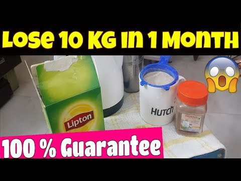 Fat Cutter Drink For Extreme Weight Loss | How To Lose Weight Fast | Weight Lose Tips