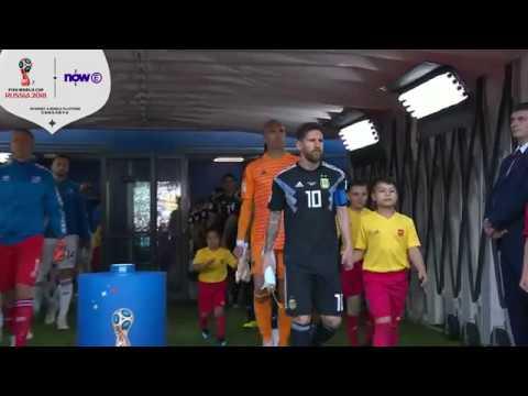 世界盃精華D組: 阿根廷 vs 冰島 (20180616) - YouTube