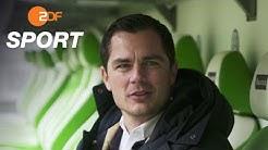 Der jüngste Sportdirektor der Bundesliga - Marcel Schäfer | ZDF SPORTreportage